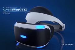 Casque de réalité virtuelle Project Morpheus par Sony