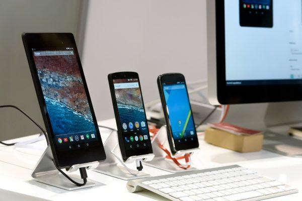 appareils électroniques reconditionnés