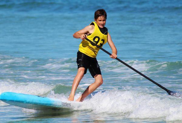 Activité pour l'été : le Stand-up paddle